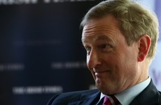 Is today the day, Enda? The Taoiseach says he'll let his leadership plans be known later today
