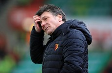 Watford's revolving door policy continues as manager Walter Mazzarri to 'step down'