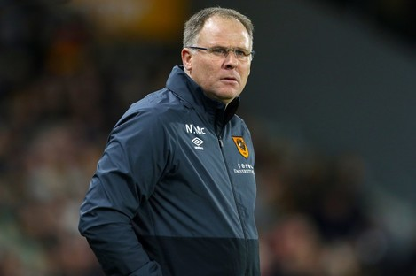 Neil McDonald has extensive experience managing and coaching in England.
