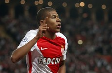 In-demand Mbappe fires Monaco to first French title in 17 years