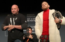 McGregor agrees 'record-breaking, historic' deal with UFC to face Mayweather