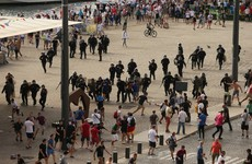 Threat of football hooligans at next year's World Cup 'fake' and 'overblown'