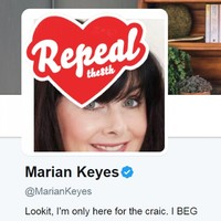 16 times Marian Keyes was the best thing on Twitter