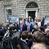 It's on: Ministers begin to declare allegiances as Fine Gael campaign starts