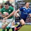 Ryan, Porter and O'Loughlin the latest Ireland call-ups off Leinster conveyor belt