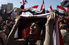 Egyptians mark first anniversary of 'Friday of Rage'
