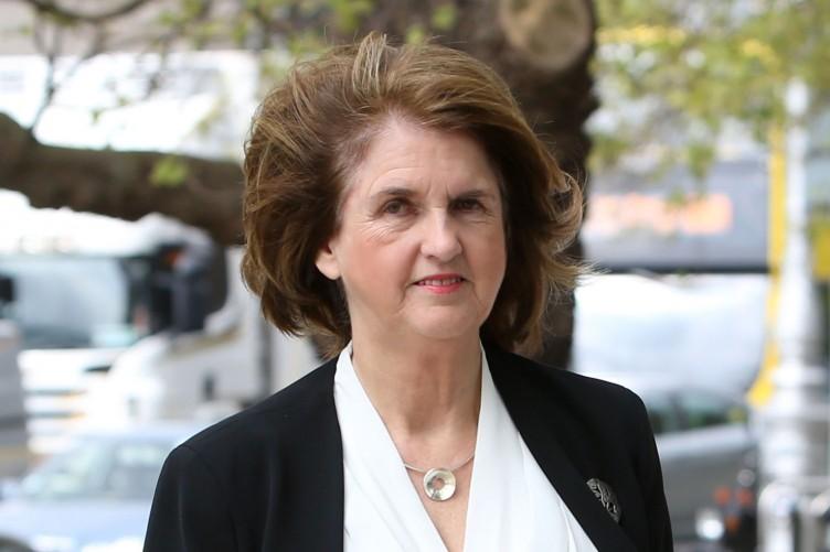 Joan Burton TD