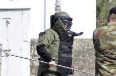 Bomb discovered at home in Co Meath