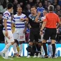 FA cancel handshakes prior to Chelsea-QPR game