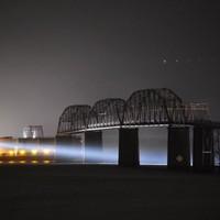 In pictures: Huge ship rams through road bridge in US