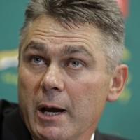 Meyer 'honoured' to be named new Springboks coach