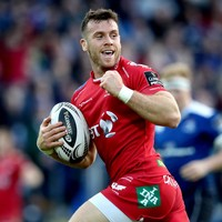 Stunning Scarlets shock dire Leinster to make Pro12 history at the RDS