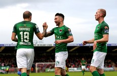 Maguire on the double as City remain undefeated with Drogheda demolition