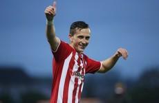 Ex-Tottenham midfielder McEneff stars as Derry down Rovers