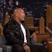 People are loving The Rock's subtle ripping of Trump on Jimmy Fallon