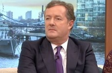 Piers Morgan's indignant facial expression has turned into a delightful meme