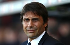 Antonio Conte won't stay at Chelsea without family in London