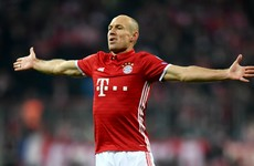 Arjen Robben eyeing another Bundesliga title to outdo Dutch icon Johan Cruyff