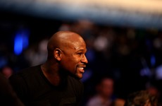 Mayweather: 'If I fight again, big chance it'll be McGregor'