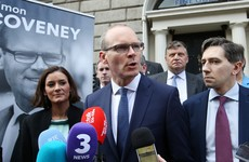 Coveney sticks to his guns and says the race is still very much on