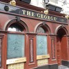 Man (20s) arrested over homophobic graffiti chalked on walls of The George