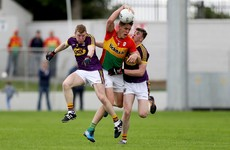 First shock of the summer! Carlow dismiss Wexford to book last eight clash with the Dubs