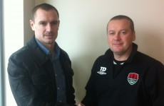 Cork sign ex-Celtic midfielder Healy on free transfer