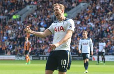 Harry Kane wraps up the Golden Boot with another hat-trick as Spurs bash Hull