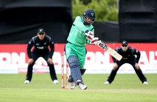 Ireland handed heavy defeat by New Zealand in their final Tri-Series game