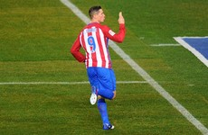 Atletico Madrid give the Vicente Calderon a fitting farewell thanks to Torres double