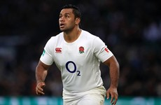Blow for the Lions as England star Vunipola forced to withdraw