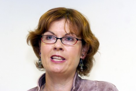 Susan McKay, pictured in 2005