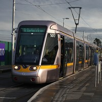 Luas not operating between Blackhorse and The Point due to technical fault