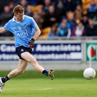 Byrne lands player of the year honour as champions Dublin lead the way in U21 football awards