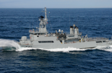 An Irish Naval vessel is heading to the Mediterranean for our seventh migrant rescue mission