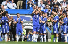 FA requests information from bookmakers over Terry's substitution