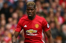Mourinho playing Pogba out of position, insists Thierry Henry