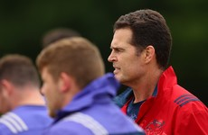 'I've got CVs of wonderful players who want to come and play for Munster'