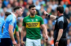 Suspension rules Philly McMahon out of Dublin's championship opener
