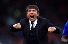 Antonio Conte gets top prize at League Managers Association awards