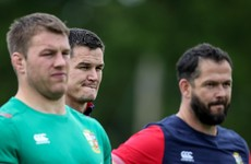 Leinster and Saracens players link with Lions to take NZ prep to next level