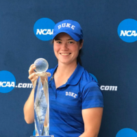 Ireland's Leona Maguire named US National Player of the Year