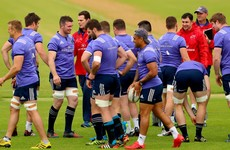 Rassie ready to correct 'stupid' team-talk during Scarlets' comeback win in Thomond Park