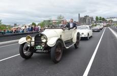 Controversial Kilkenny bridge finally opens