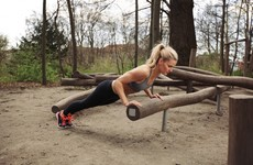 Get out and active! Full body workouts you can do outdoors this summer