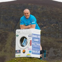 'Where's this nutter going with the washing machine?' - a Waterford man and his unique climb of Kilimanjaro