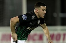 Bray's slip-up allows Drogheda to move off the bottom