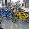 China is clamping down on bike rentals due to on-street 'chaos'