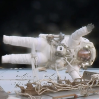 'Victory' as astronauts fix power box during critical space walk