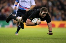 'He's a genuine world-class athlete': Kieran Read signs new two-year deal with the All Blacks